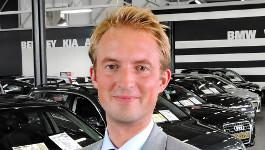 AutoXL verkoop auto Lennart Hageman