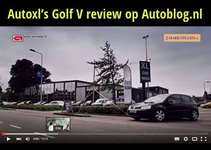 autoblog autoxl golf v video