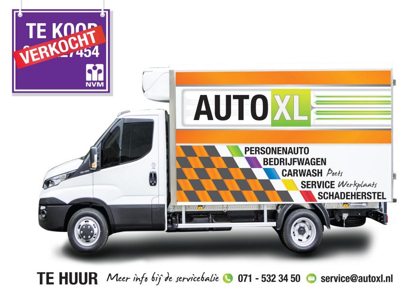 Ongekend Verhuiswagen te huur tegen spotprijs! NC-91